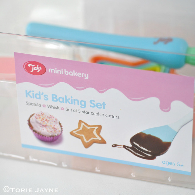 Tala Mini Bakery Kids Baking Set
