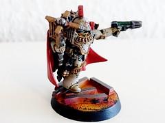 Death Guard boss