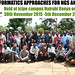 November-December 2015 TReND/ICIPE Bioinformatics School 2015