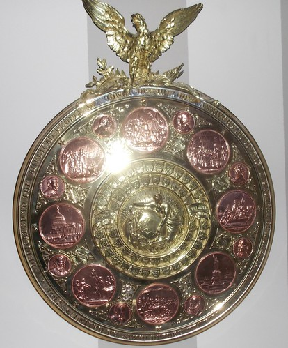 Columbia Shield owned by Paul Brenner