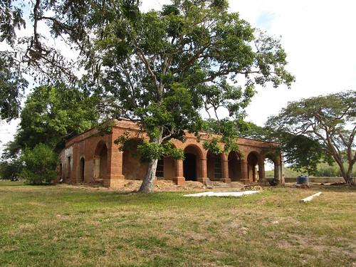 La Valle de los Ingenios: la demeure des propriétaires de la sucrerie