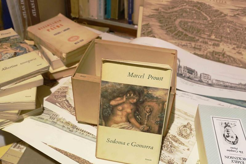 Delhi Proustians - Finding Marcel, Near Santi Giovanni, Venice
