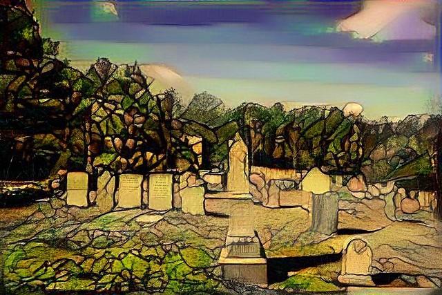 Old Lebanon Presbyterian Cemetery