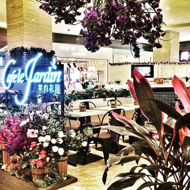 #cafe #lejardin #beijing #instafood