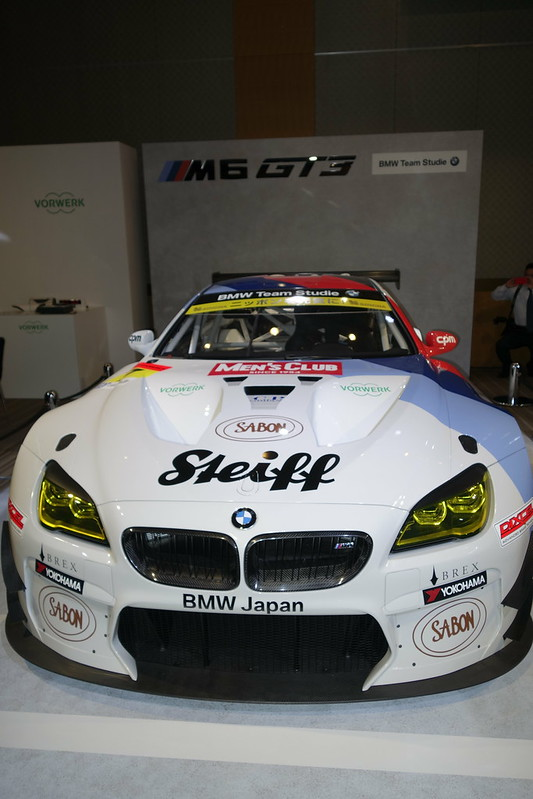 BMW Team studie M6GT3