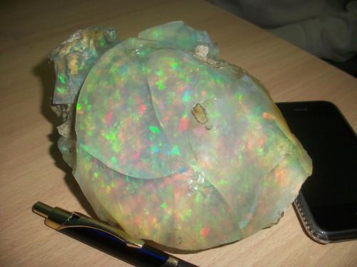5600ctw Welo Ethiopia Crystal Opal Rough.