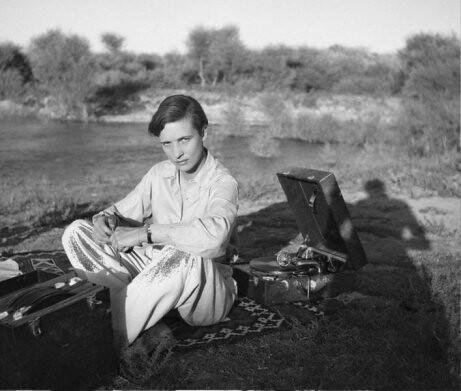 Annemarie Schwarzenbach, Persia 1940