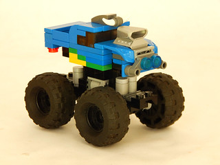 Smoke Squadron Monster Truck