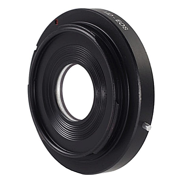 MD-EOS Lens Mount Adapter minolta md mc lens canon eos camera