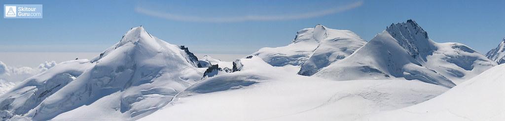 Alphubel Walliser Alpen / Alpes valaisannes Switzerland photo 27