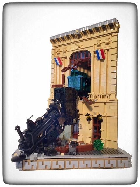 Montparnasse 1895 Trainwreck