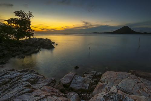 sunset nature sunrise canon indonesia landscape photography batam landscapephotography nationalgeography kepulauan batamvirtual