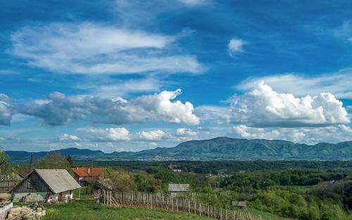 clouds landscapes cloudy croatia hrvatska hrvatskozagorje tamron1735284 zagorje nikond600 klenovnik