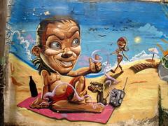 Malaga graffiti