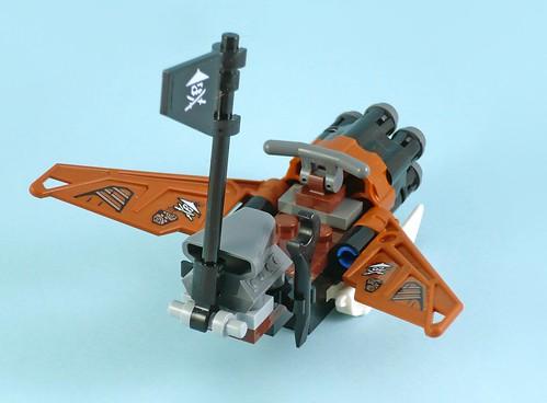 LEGO Nijago 70602 Jay's Elemental Dragon 05