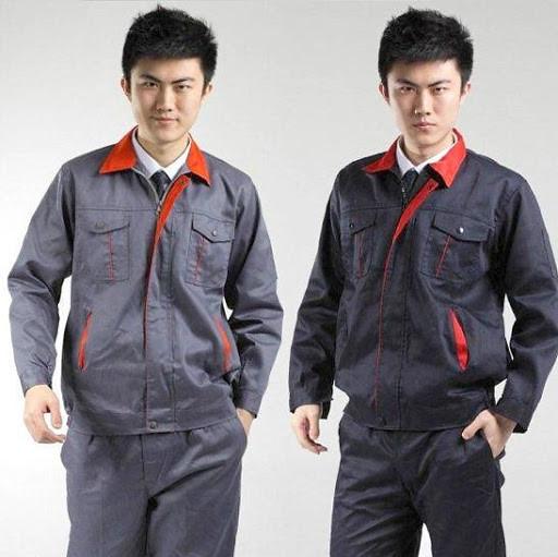 quần áo bảo hộ lao động vải bạt dày ở Long An