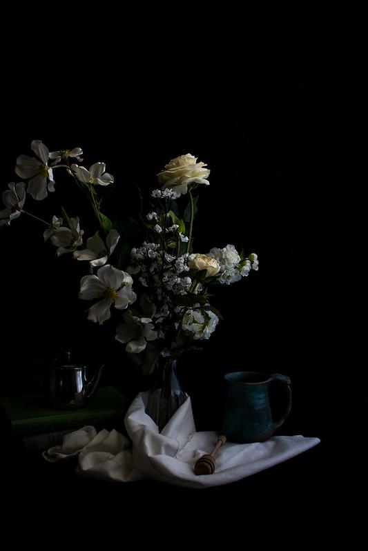 floral still life // spring