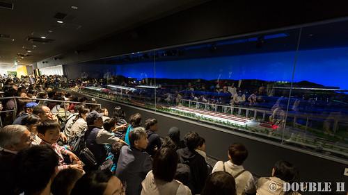 Kyoto Railway Museum (73) Museum 2F / Railway diorama room