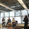 Journalism Transformations event at Ryerson