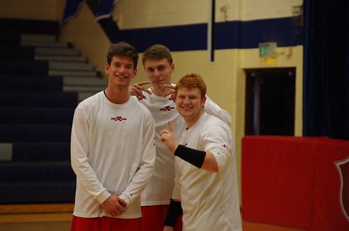 Boys Volleyball vs Columbus East
