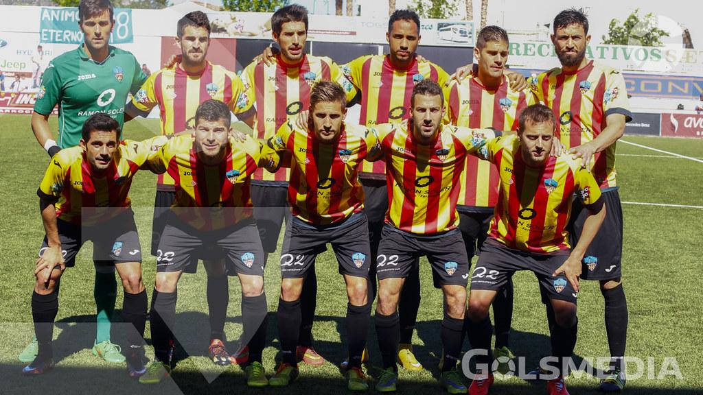 CD Olimpic de Xativa v Lleida Esportiu