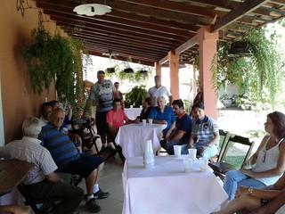 As eleições municipais foram tema do encontro municipal em Tuiuti