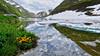 Oberalpsee - Uri - Schweiz
