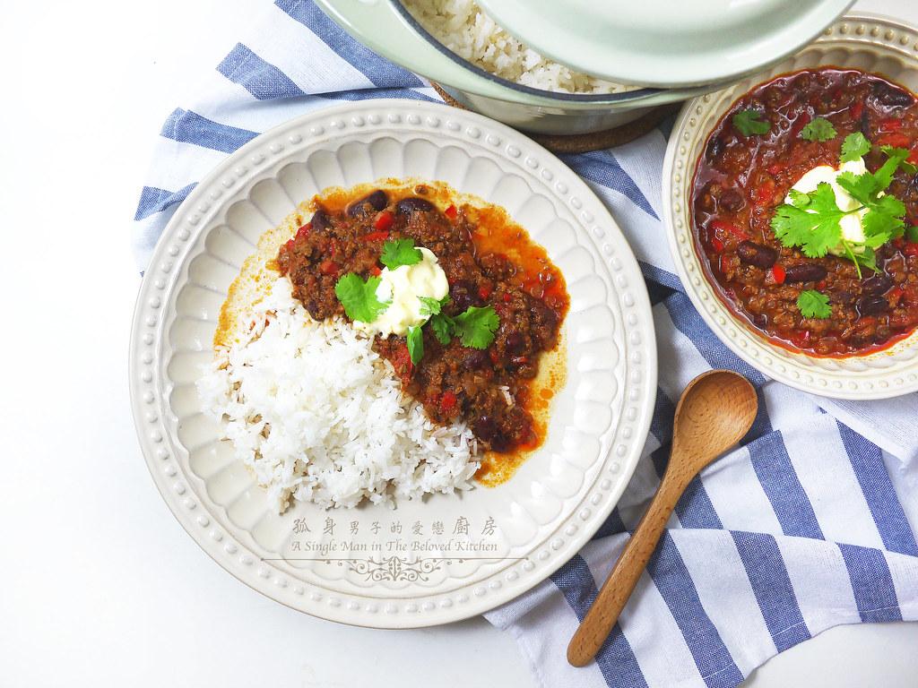 孤身廚房-墨西哥辣醬佐香米40
