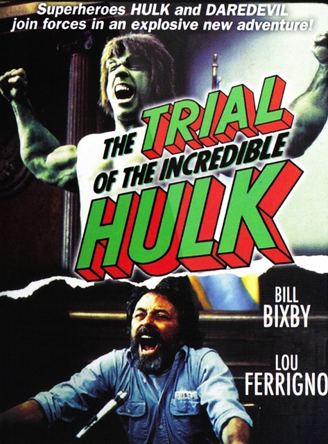(1989) The Trial of the Incredible Hulk