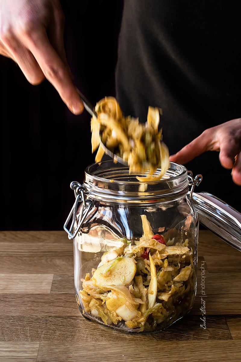 Cómo hacer Kimchi
