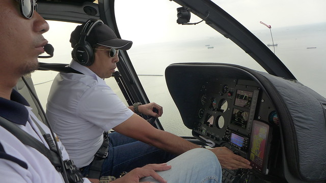 helicopter ride philippines