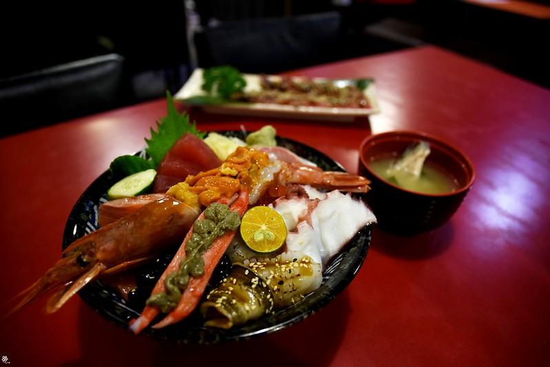 八八食堂菜單板橋海鮮日式料理拉麵生魚片推薦 (9)