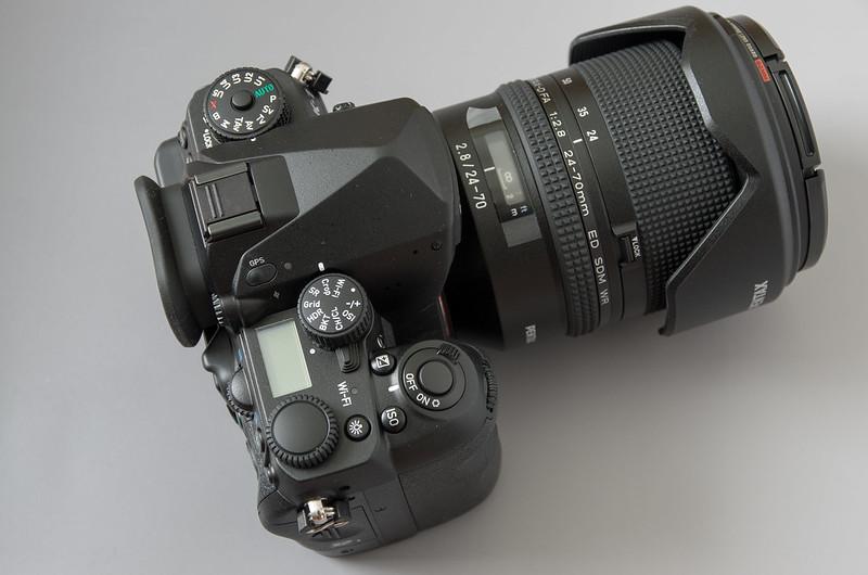 K-1+DFA24-70mm