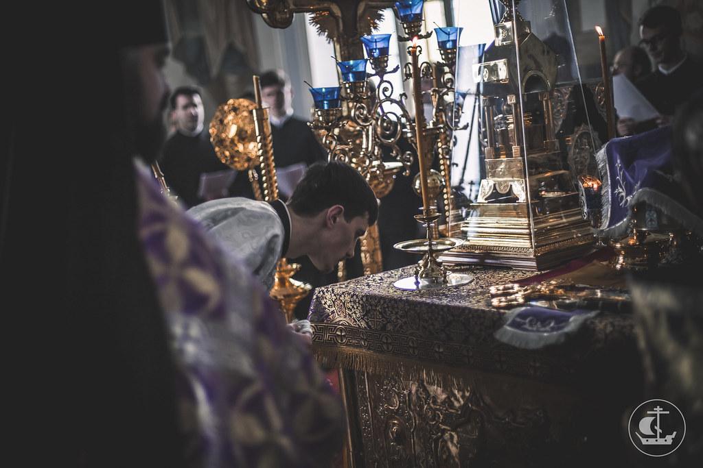 28 апреля 2016, Великий Четверг / 28 April 2016, Holy Thursday