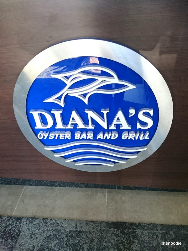 Diana's Oyster Bar and Grill logo