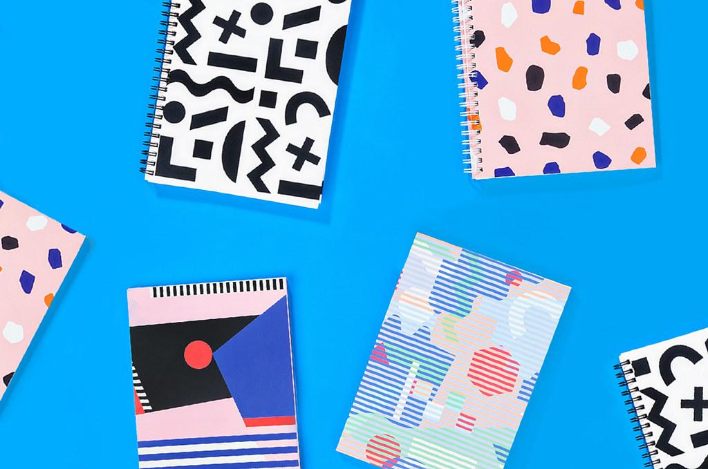 Dusen Dusen x Poketo notebooks