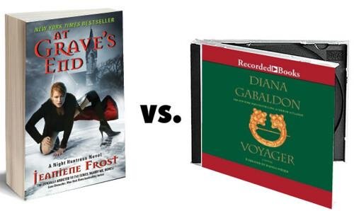 Graves End vs Voyager