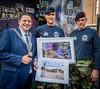 €30.000,- van de Korps Mariniers