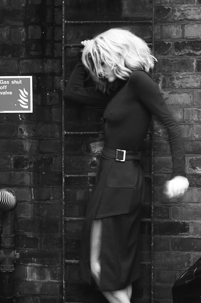 Натали Дормер — Фотосессия для «Crash» 2015 – 6