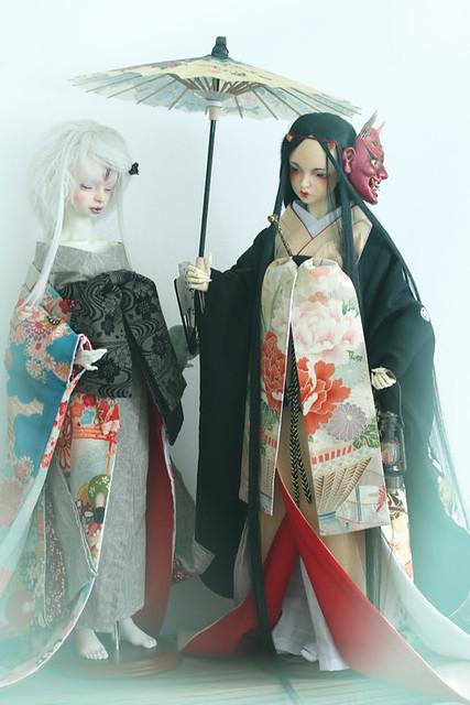 Oïwa & Tsuyu