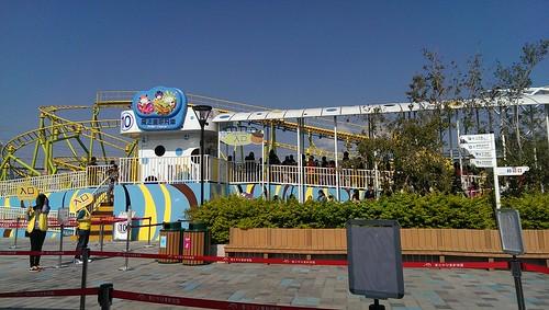 台北兒童新樂園設施好好玩!誰說遊樂園是兒童的專利呢! (16)