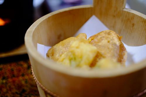 fried tempra
