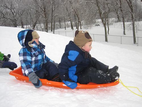 sledding jan8-18