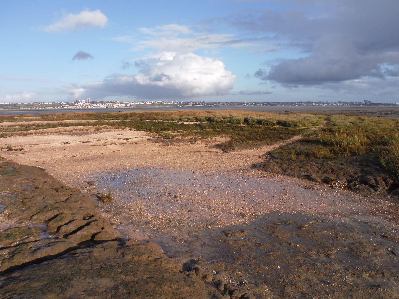 Southend-on-Sea from Canvey Point (II) SWC Walk 258 Benfleet Circular (via Canvey Island)