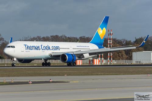 B763 - Boeing 767-31K(ER)
