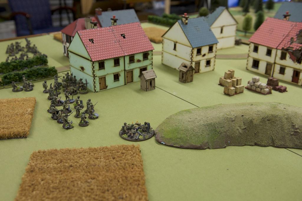 US Battle line