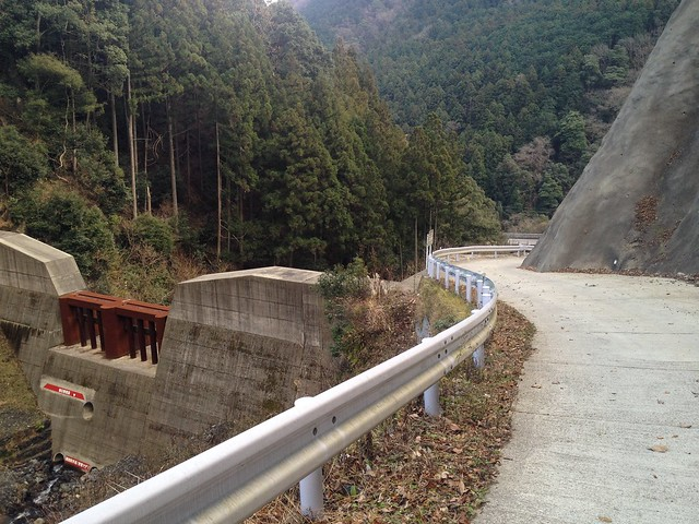 小島山 舗装路06