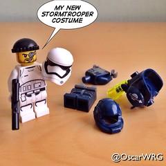 #LEGO_Galaxy_Patrol #LEGO #StarWars #LEGOstarWars #TFA #TheForceAwakens #ForceAwakens #Stormtrooper #Costume #Carnival #Carnaval @starwars @starwarsclubve @disney @lego_group @lego @bricknetwork @brickcentral