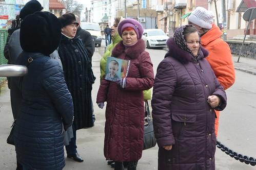 Анна Степанюк, бабуся таріджні Миколки Антонюка