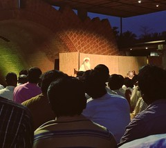 Sadhguru Darshan @ Isha Yoga Center, Coimbatore;  Very fortunate to have been graced with Sadhguru's presence this evening. Quite a mesmerizing experience for lack of a better way to relate the sheer knowledge and genius that the man is super-nitro-pumpe